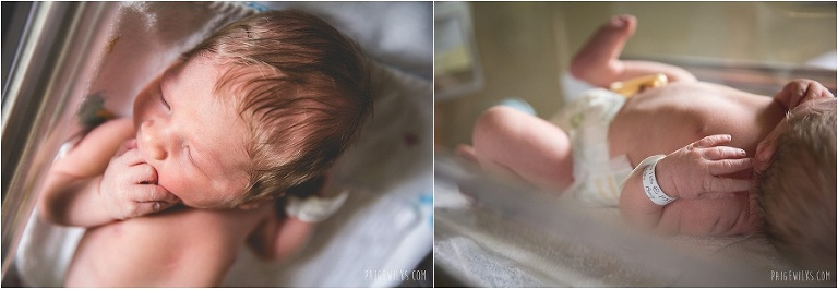 fresh 48 newborn session austin texas
