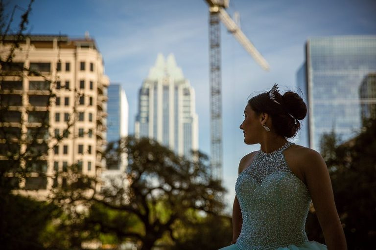 downtown austin portraits