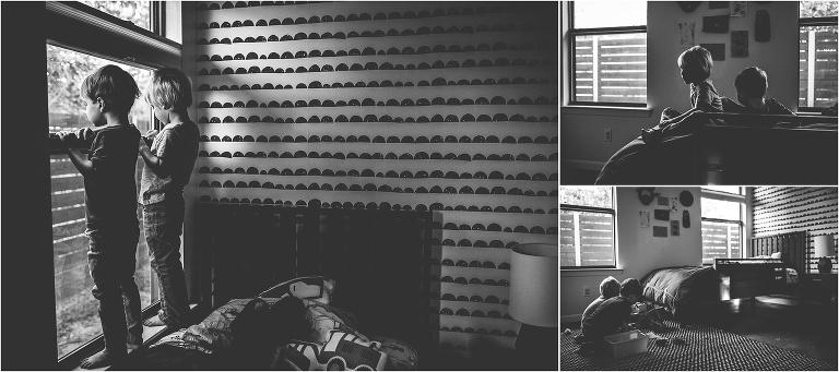 twin boys documentary photo session austin